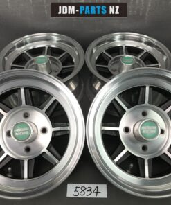 HAYASHI RACING STREET wL 14x6.5j +0 / 14x7j +7 4x114.3 CB:73 x4