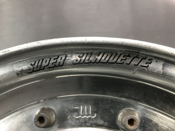 SUPER SILHOUETTE 3 piece 14x6j +15 4x114.3 CB:69 x4