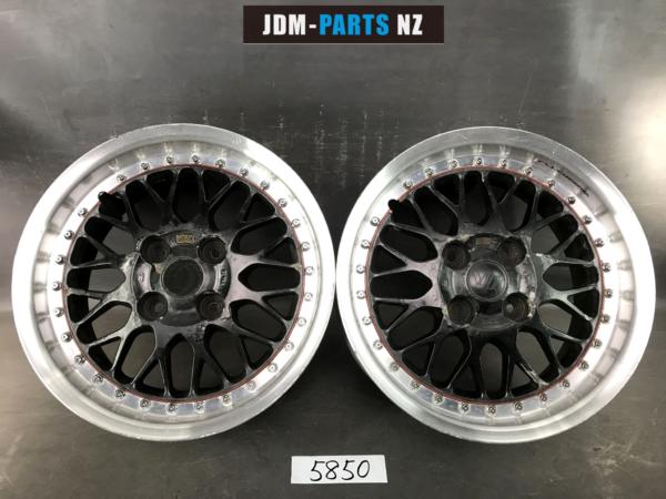 RAYS VOLK RACING GTU 2 piece Light weight 7.8Kg 16x8j +35 4x114.3 CB:72 x2