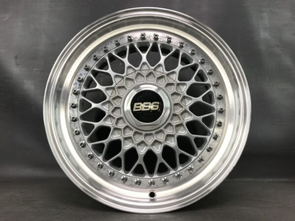 BBS RS RS246 3 piece 16x9j +41 5x114.3 CB:69 x2