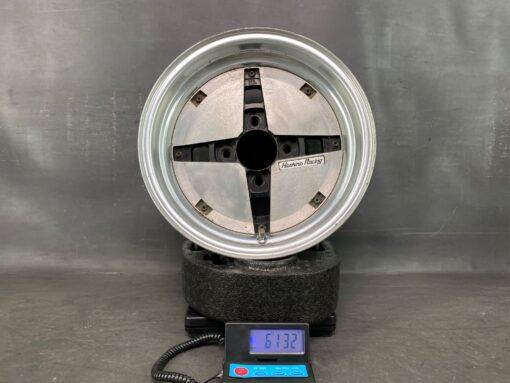 HOSHINO RACING IMPUL G5 / D-01 3 piece 14x7j +5 4x114.3 CB:75 x1» JDM-PARTS.co.nz