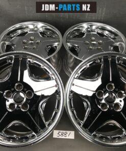 ENKEI AUTO COUTURE SUPREME 18x8.5j / 18x9.5j +37 5x114.3 CB:72 x4