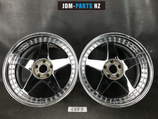 ENKEI 5 Spoke  18x9.5j +32 5x114.3 CB:72 x2» JDM-PARTS.co.nz