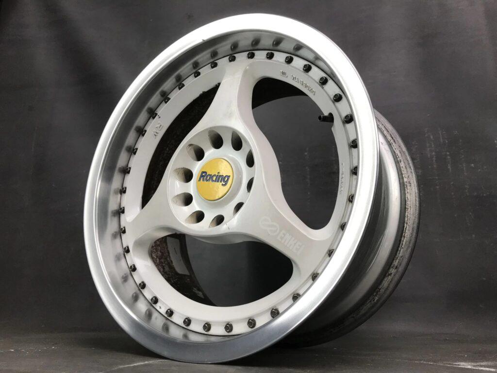 ENKEI RACING RS-lll  3 piece 16x7j / 16x8j +38 5x114.3 CB:72 x4
