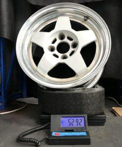 WEDS INTERGET GS-52 Light Weight 5.2Kg 14x.6.5j +30 4x100 CB:60 x4