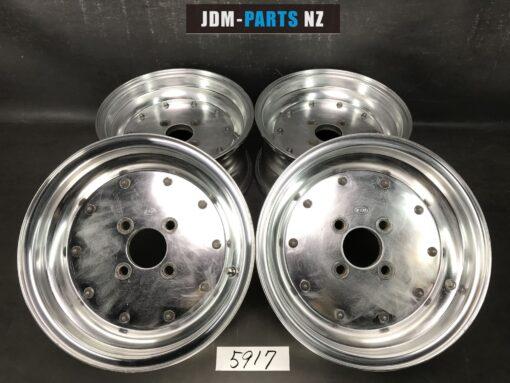 SSR SPEED STAR  MARK1/ MK-1 3 piece 14x7j +12 4x114.3 CB:73 x4» JDM-PARTS.co.nz