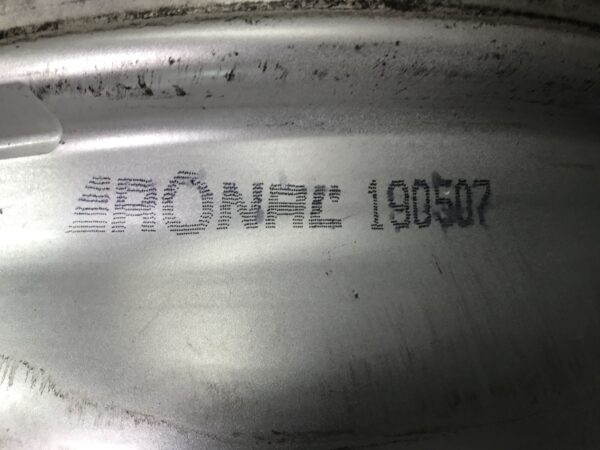 BMW MINI RONAL FACTORY WHEEL 15x5.5j +45 4x100 CB:56 x4