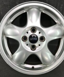 BMW MINI RONAL FACTORY WHEEL 15x5.5j +45 4x100 CB:56 x4