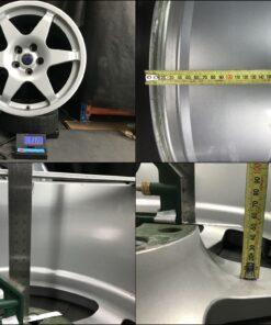 TECNOMAGNESIO Italy 205R Forged Magnesium 18x8j +40 / 9j +42 5x114.3 CB:60 x4