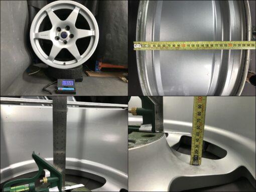 TECNOMAGNESIO Italy 205R Forged Magnesium 18x8j +40 / 9j +42 5x114.3 CB:60 x4» JDM-PARTS.co.nz