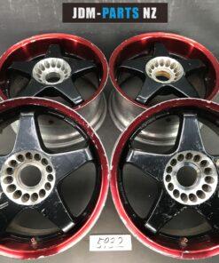 CRIMSON Inc. RACING SPARCO 2 piece 16x7j +37 / 16x8j +32  5x114.3 CB:73 x4