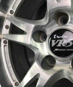 MANARAY SPORT VERTEC VR5 EXE-ll  MONOBLOCK 18x7.5j +48 5x114.3 CB:72 x4