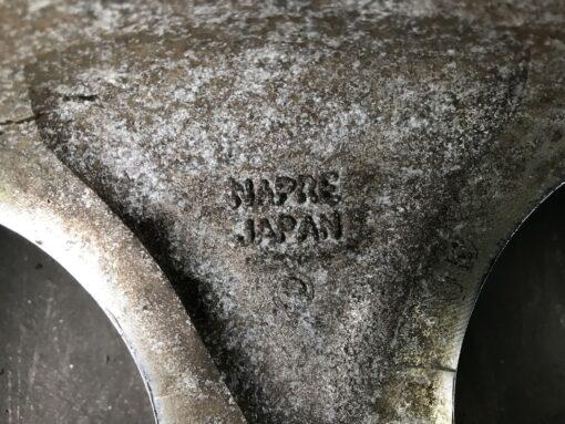 NAPRE JAPAN MAHDI CAESAR 18x8.5j /18x9.5j +24 5x114.3 CB:72 x4» JDM-PARTS.co.nz