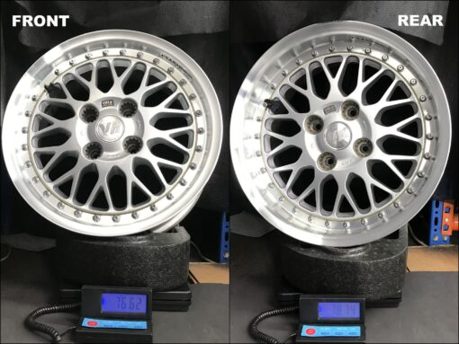 RAYS VOLK RACING GTU 2piece Light weight 7.8Kg 16x7 / 16x8 +35 4x114.3 CB:72 x4» JDM-PARTS.co.nz