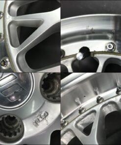 RAYS VOLK RACING GTU 2piece Light weight 7.8Kg 16x7 / 16x8 +35 4x114.3 CB:72 x4