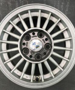 BMW 1119534 ALPINA STYLE with 4 x Caps 14x6j +22 5x120 CB:66 x4