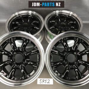 WATANABE SPEEDSTAR RS8 / RS EIGHT 3 piece 14x6.5j +32 4x100 CB:64 x4