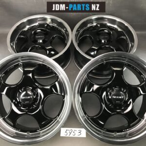 WORK NEZART S1 5 SPOKE 16x7j +35 4x100 CB:56 x4