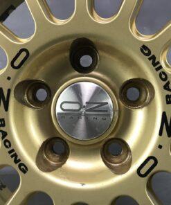 OZ RACING SUPERTURISMO 17x7j +48 5x100 CB:52 x4