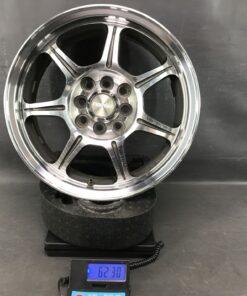 ENKEI 7 Spoke Light weight 6.2Kg 15x6.5j +40 4x100 / 4x114.3 CB:70 x4