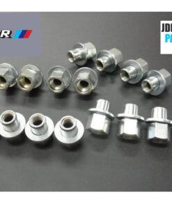 SSR Lug Nuts MK-1 / MK-2 / MK-3 / SSR Mark-1 / Mark-2 SSR Lug Nut Nut x16
