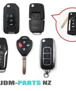 BRAND NEW Flip Key with REMOTE