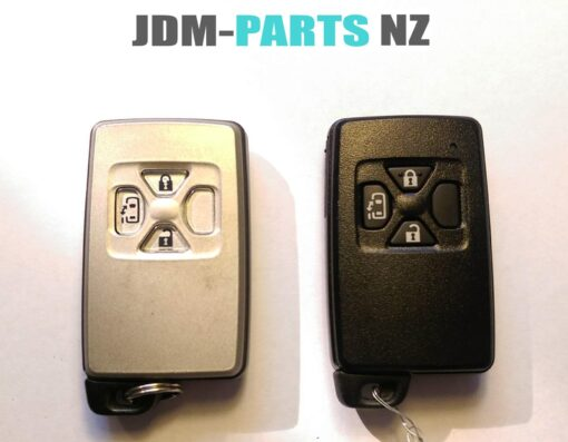 TOYOTA Genuine SMART KEY 3 Buttons ( Unlocked ) With New Uncut Blade