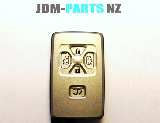 TOYOTA Genuine SMART KEY 4 Buttons ( Unlocked ) With New Uncut Blade