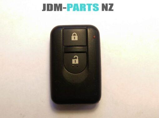 NISSAN Genuine SMART KEY 2 BUTTONS Unlocked» JDM-PARTS.co.nz