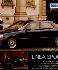 CRIMSON INC LINEA SPORT RX 3 Piece 15x7j +32 4x114.3 / 5x114.3 CB:73 x4