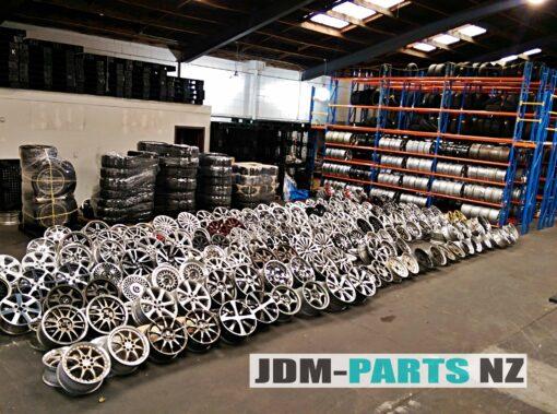 RAYS SEBRING ITC SPORT MESH 15x6.5j +28 4x100 CB:63 x4» JDM-PARTS.co.nz