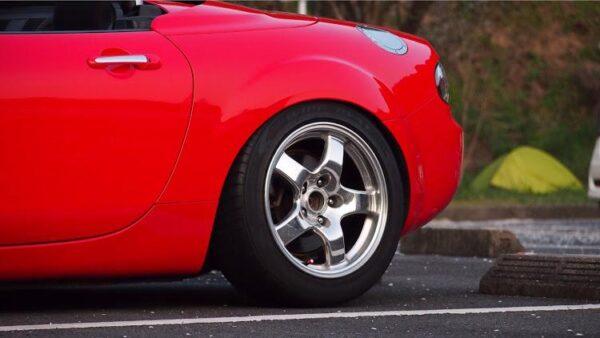 SKYLINE GT-R BNR32 R32 FORGED Polished 16x8J +30 5x114.3 CB:66 x2