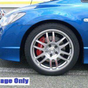 CLEARANCE!!  SPEEDLINE ITALY CORSE GT-one R  18x7.5j +48 5x114.3 CB:81 x4
