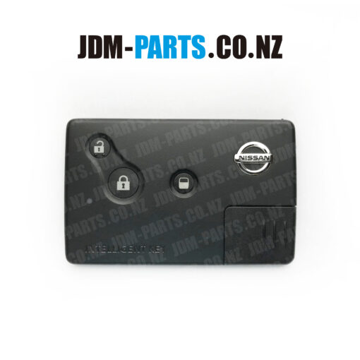 NISSAN Genuine SMART CARD Remote KEY 3 Buttons Backdoor 315Mhz 285E3-9Y000» JDM-PARTS.co.nz