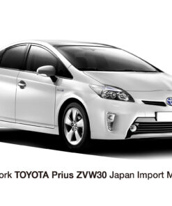 TOYOTA PRIUS ZVW30 Genuine SMART Remote KEY 2 Buttons 315Mhz With New Uncut Blade