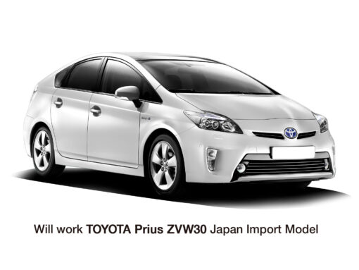 TOYOTA PRIUS ZVW30 Genuine SMART Remote KEY 2 Buttons 315Mhz With New Uncut Blade» JDM-PARTS.co.nz