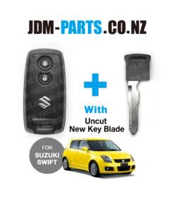 SUZUKI Swift Genuine SMART Remote KEY 0304 With New Uncut Blade