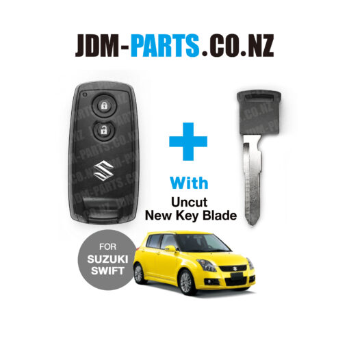 SUZUKI Swift Genuine SMART Remote KEY 0304 With New Uncut Blade» JDM-PARTS.co.nz