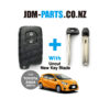 TOYOTA AQUA NHP10 Genuine SMART Remote KEY 2 Buttons 315Mhz With New Uncut Blade» JDM-PARTS.co.nz