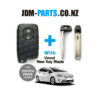 TOYOTA PRIUS ZVW30 Genuine SMART Remote KEY 2 Buttons With New Uncut Blade» JDM-PARTS.co.nz