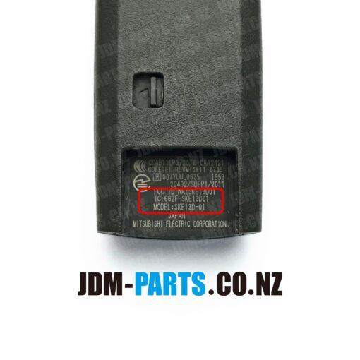 MAZDA Genuine SMART KEY 3 Buttons Boot 315Mhz SKE13D-01 007YUUL0635» JDM-PARTS.co.nz
