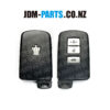 TOYOTA CROWN Genuine SMART KEY 3 Buttons Boot 315Mhz DENSO 14FAA-03 001A00089» JDM-PARTS.co.nz