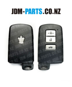 TOYOTA CROWN Genuine SMART KEY 3 Buttons Boot 315Mhz DENSO 14FAA-03 001A00089