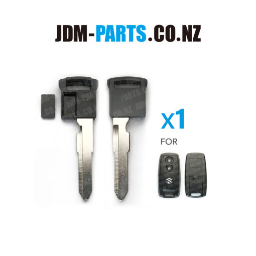 SUZUKI SMART KEY Emergency Key Blade for Calsonic 0304 Smart Remote» JDM-PARTS.co.nz