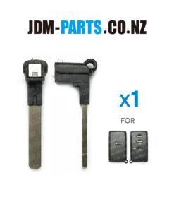 SUBARU SMART KEY Emergency Key Blade DAT17 Double side