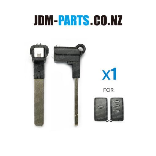 SUBARU SMART KEY Emergency Key Blade DAT17 Double side» JDM-PARTS.co.nz