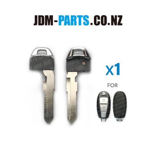 SUZUKI SMART KEY Emergency Key Blade for TS007» JDM-PARTS.co.nz