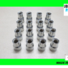 Sparco or RAYS Volk Inverted Tuner Shank Wheel Lug nuts Silver» JDM-PARTS.co.nz