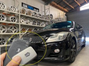 TOYOTA CROWN Athlete - CARD Type SMART KEY Replacement