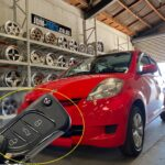 TOYOTA-PASSO-Remote-key-replacement» JDM-PARTS.co.nz